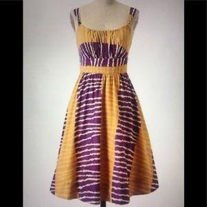 Anthropologie Fei, Serengeti Dress, Size 12
